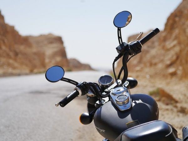 learn to ride a motorcycle at endless ride